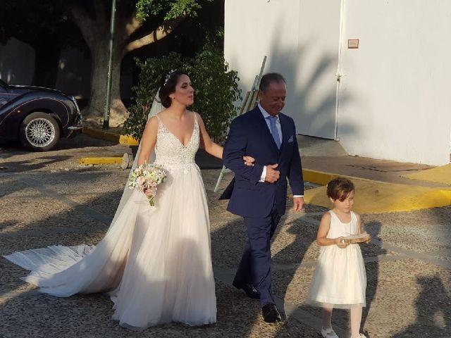 La boda de Noelia y Alejandro en Tomares, Sevilla 2