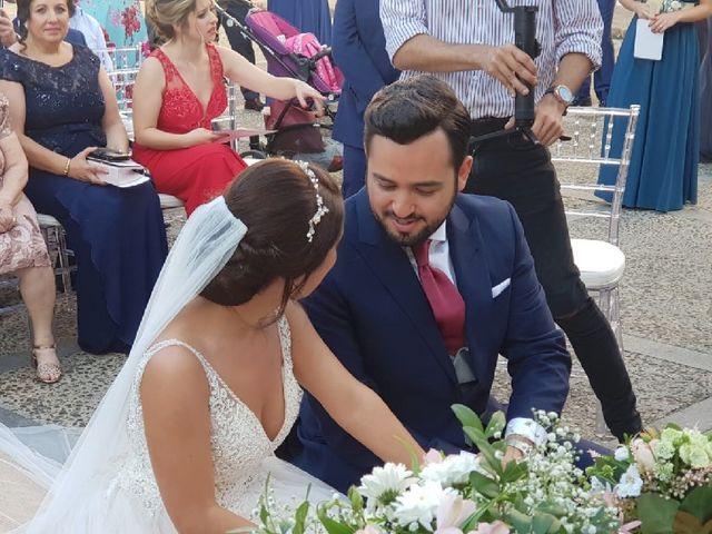La boda de Noelia y Alejandro en Tomares, Sevilla 4