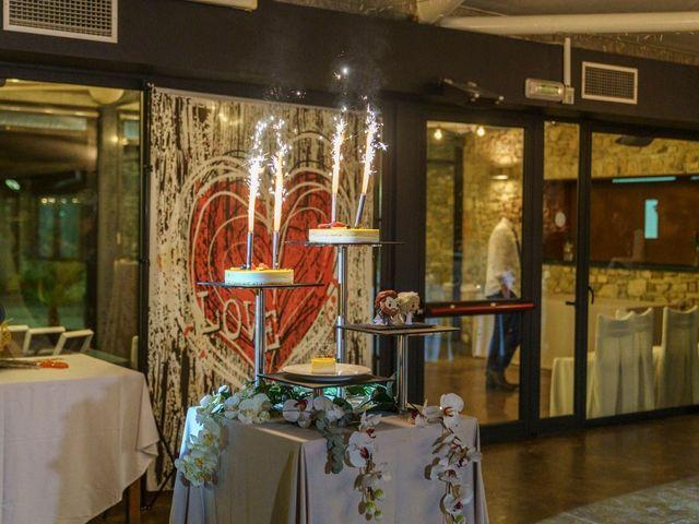 La boda de Toni y Tamara  en Sallent, Barcelona 2