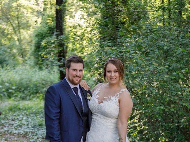 La boda de Toni y Tamara  en Sallent, Barcelona 6