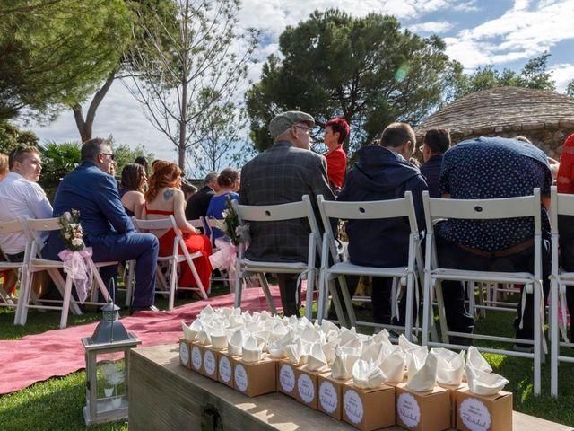 La boda de Toni y Tamara  en Sallent, Barcelona 7