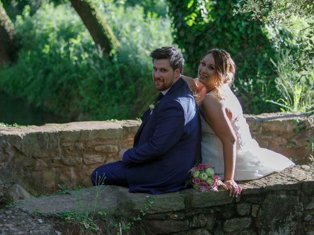 La boda de Toni y Tamara  en Sallent, Barcelona 10
