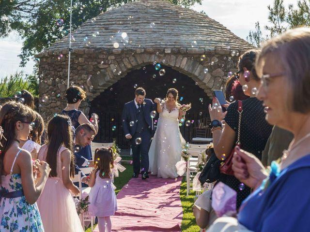 La boda de Toni y Tamara  en Sallent, Barcelona 17