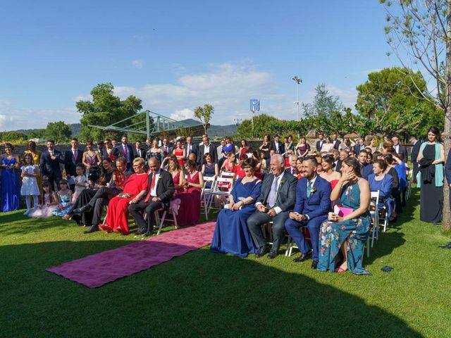 La boda de Toni y Tamara  en Sallent, Barcelona 20