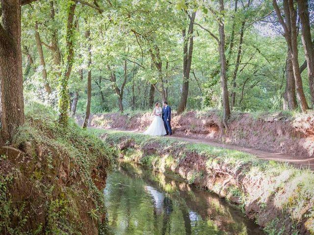 La boda de Toni y Tamara  en Sallent, Barcelona 23