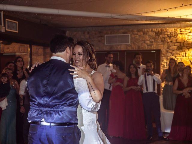 La boda de Toni y Tamara  en Sallent, Barcelona 25