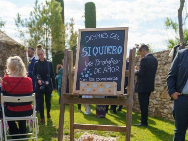 La boda de Toni y Tamara  en Sallent, Barcelona 34