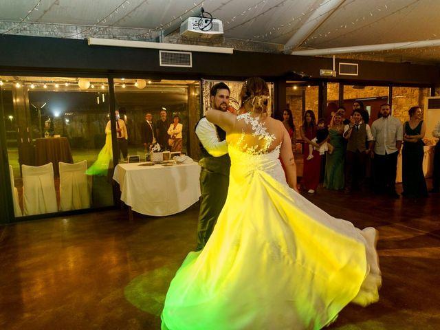 La boda de Toni y Tamara  en Sallent, Barcelona 38