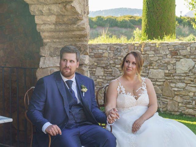 La boda de Toni y Tamara  en Sallent, Barcelona 40
