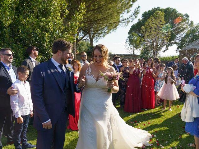 La boda de Toni y Tamara  en Sallent, Barcelona 42