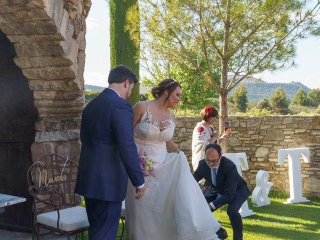 La boda de Toni y Tamara  en Sallent, Barcelona 46