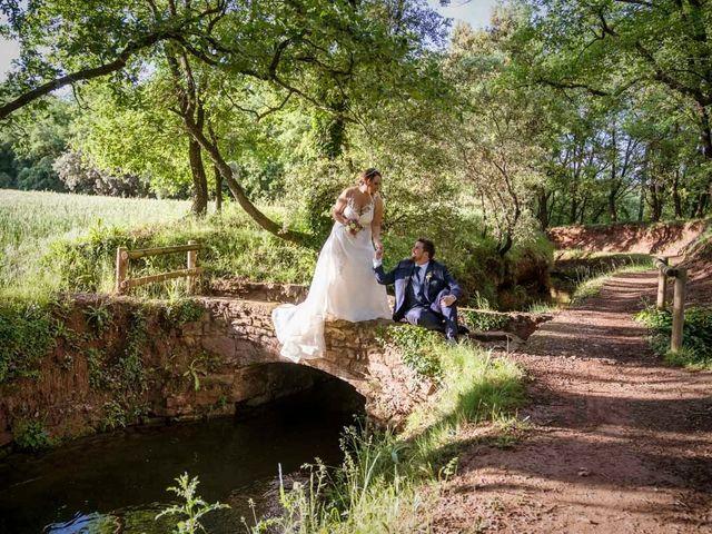 La boda de Toni y Tamara  en Sallent, Barcelona 47