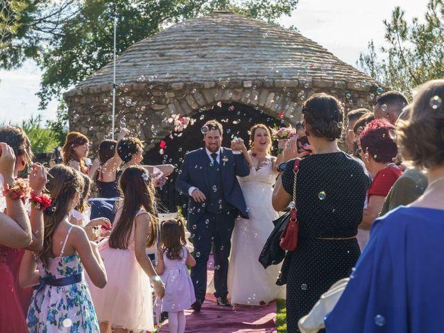 La boda de Toni y Tamara  en Sallent, Barcelona 50