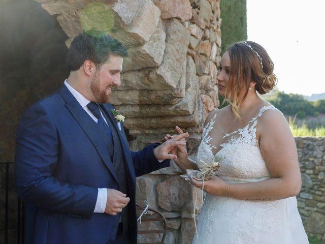 La boda de Toni y Tamara  en Sallent, Barcelona 51