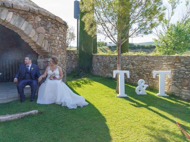 La boda de Toni y Tamara  en Sallent, Barcelona 56