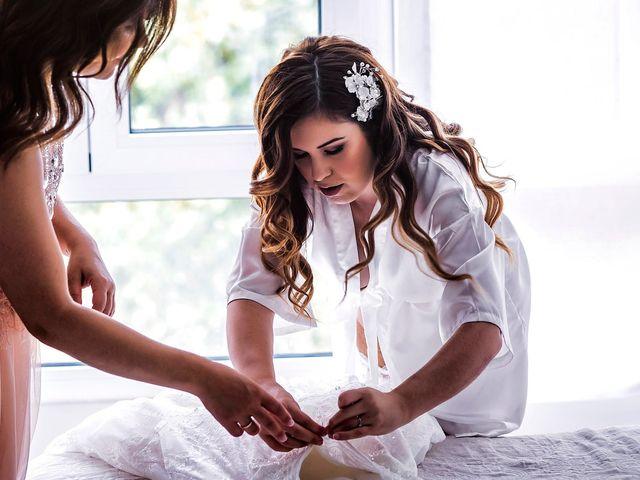 La boda de Alex y Jennifer en Erandio, Vizcaya 13