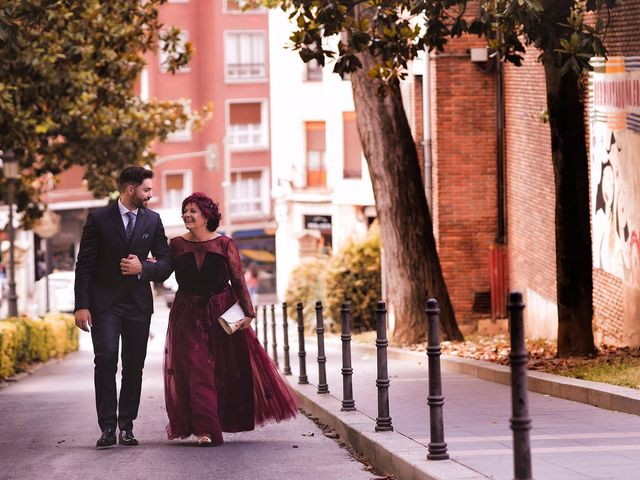 La boda de Alex y Jennifer en Erandio, Vizcaya 19