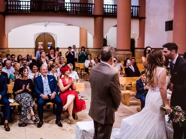 La boda de Alex y Jennifer en Erandio, Vizcaya 25