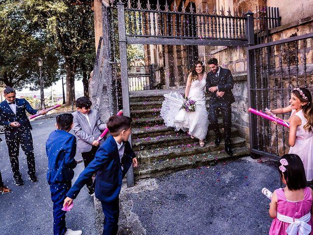 La boda de Alex y Jennifer en Erandio, Vizcaya 26