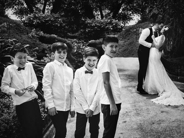 La boda de Alex y Jennifer en Erandio, Vizcaya 28