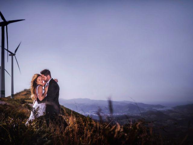 La boda de Alex y Jennifer en Erandio, Vizcaya 32