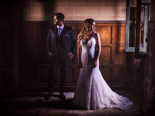 La boda de Jennifer y Alex