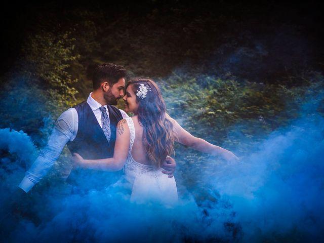 La boda de Alex y Jennifer en Erandio, Vizcaya 39