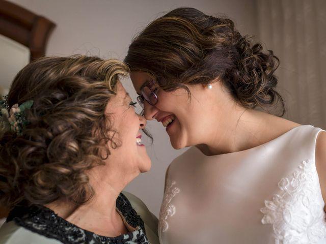La boda de Hector y Laura en Santiago De La Puebla, Salamanca 17