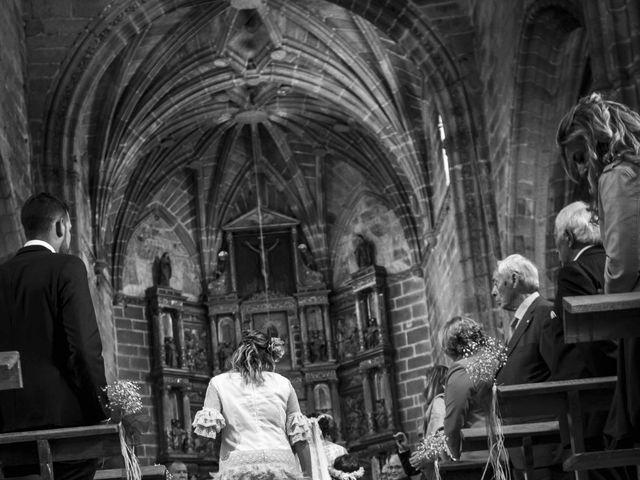 La boda de Hector y Laura en Santiago De La Puebla, Salamanca 1