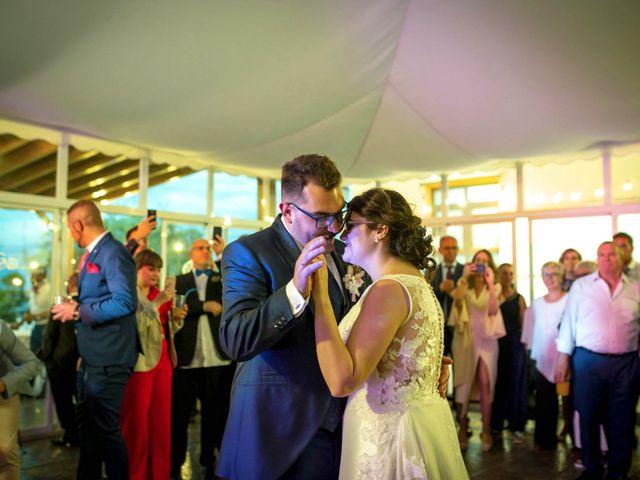 La boda de Hector y Laura en Santiago De La Puebla, Salamanca 47