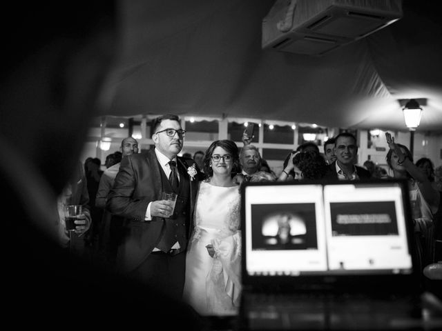 La boda de Hector y Laura en Santiago De La Puebla, Salamanca 50