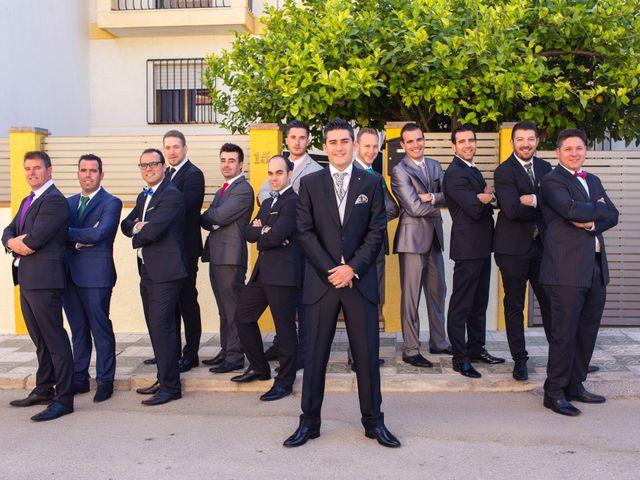 La boda de Luis Carlos y Mari Carmen en Martos, Jaén 5