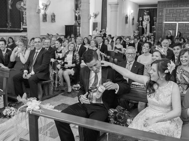 La boda de Luis Carlos y Mari Carmen en Martos, Jaén 8
