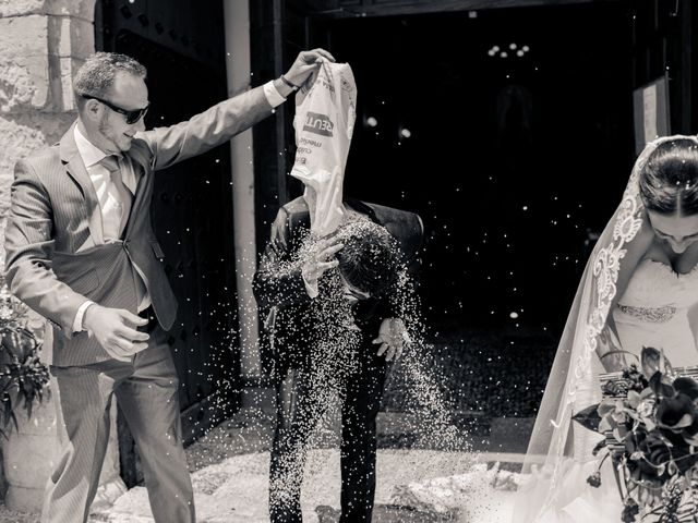 La boda de Luis Carlos y Mari Carmen en Martos, Jaén 9
