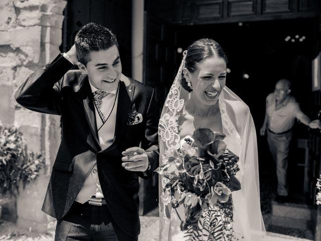 La boda de Luis Carlos y Mari Carmen en Martos, Jaén 10