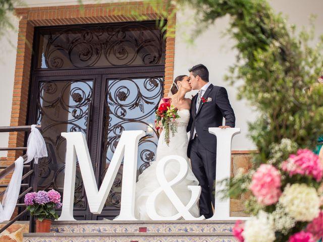 La boda de Luis Carlos y Mari Carmen en Martos, Jaén 13