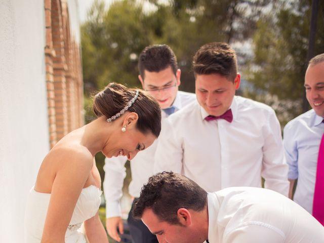 La boda de Luis Carlos y Mari Carmen en Martos, Jaén 18
