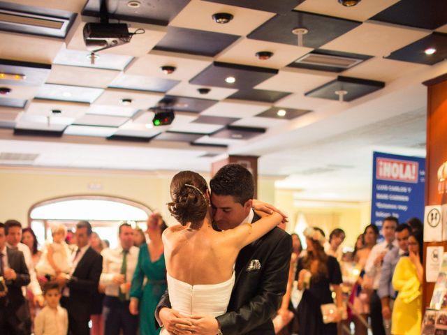La boda de Luis Carlos y Mari Carmen en Martos, Jaén 23