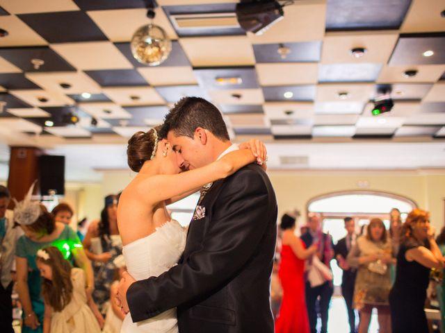 La boda de Luis Carlos y Mari Carmen en Martos, Jaén 2