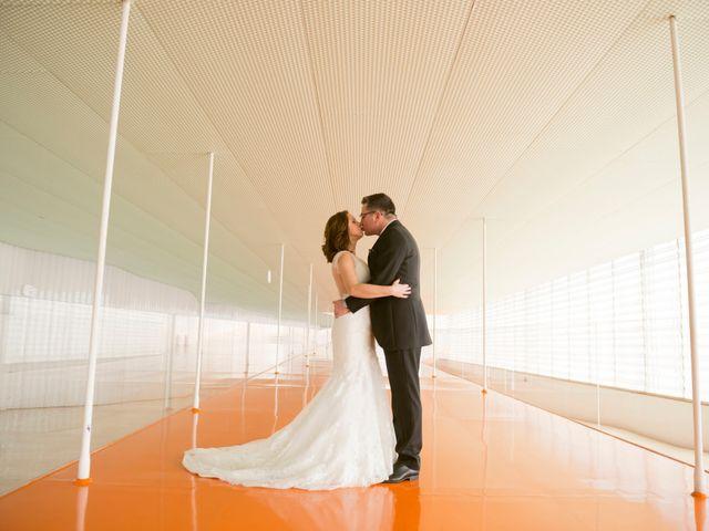 La boda de Raúl y Faby en Alacant/alicante, Alicante 10