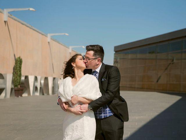 La boda de Raúl y Faby en Alacant/alicante, Alicante 11