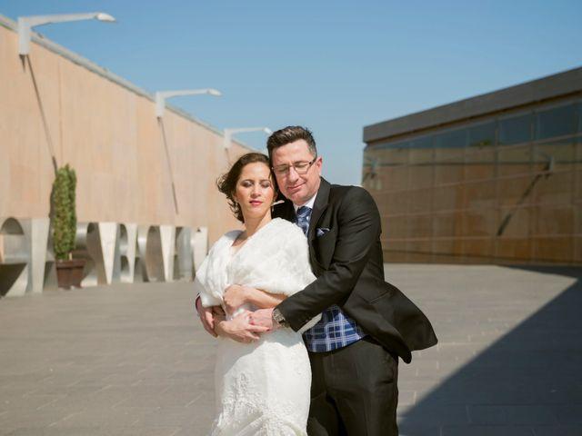 La boda de Raúl y Faby en Alacant/alicante, Alicante 12