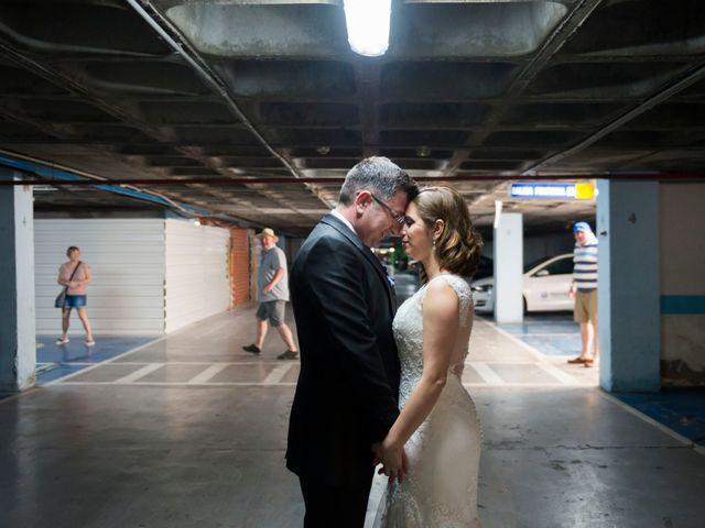 La boda de Raúl y Faby en Alacant/alicante, Alicante 15