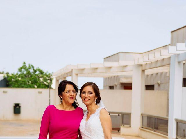 La boda de Raúl y Faby en Alacant/alicante, Alicante 19