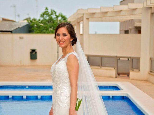 La boda de Raúl y Faby en Alacant/alicante, Alicante 21
