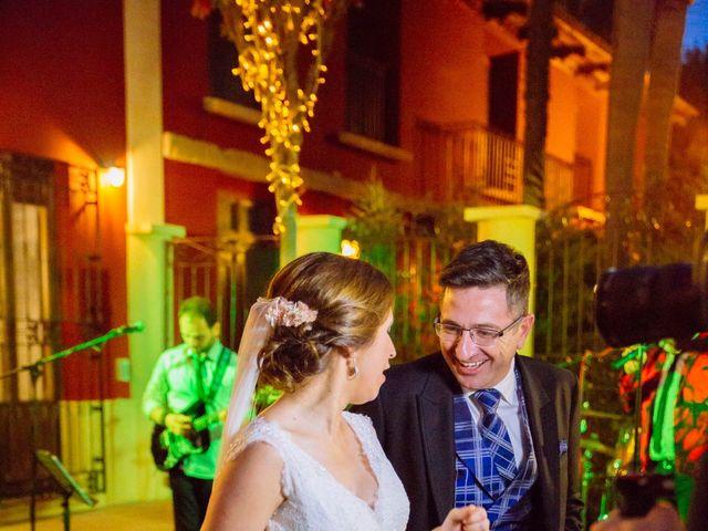 La boda de Raúl y Faby en Alacant/alicante, Alicante 53