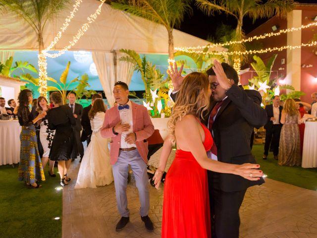 La boda de Raúl y Faby en Alacant/alicante, Alicante 67