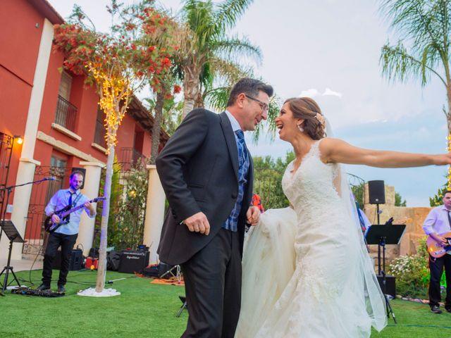 La boda de Raúl y Faby en Alacant/alicante, Alicante 1