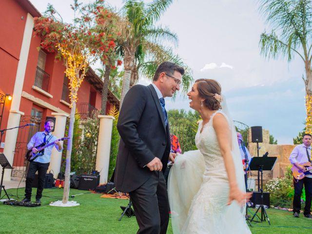 La boda de Raúl y Faby en Alacant/alicante, Alicante 76