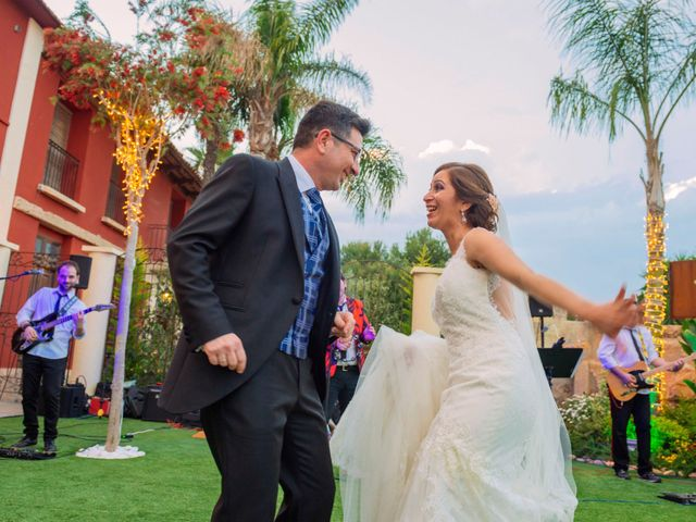 La boda de Raúl y Faby en Alacant/alicante, Alicante 77